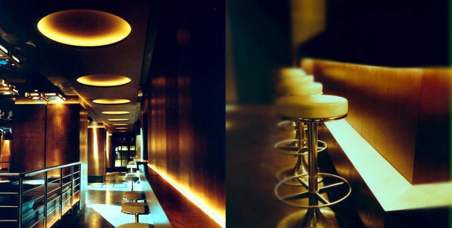 philipp walter discothek diva architektur licht interior. Black Bedroom Furniture Sets. Home Design Ideas