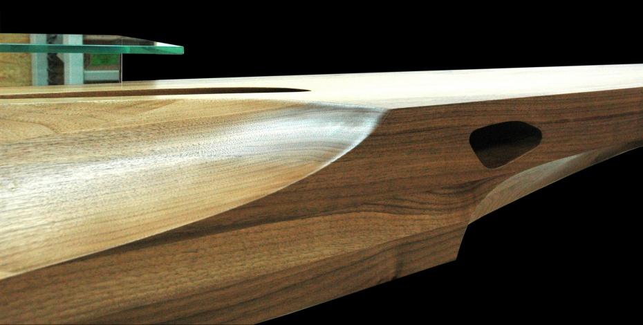 Philipp walter sideboard architektur licht interior for Sideboard vollholz
