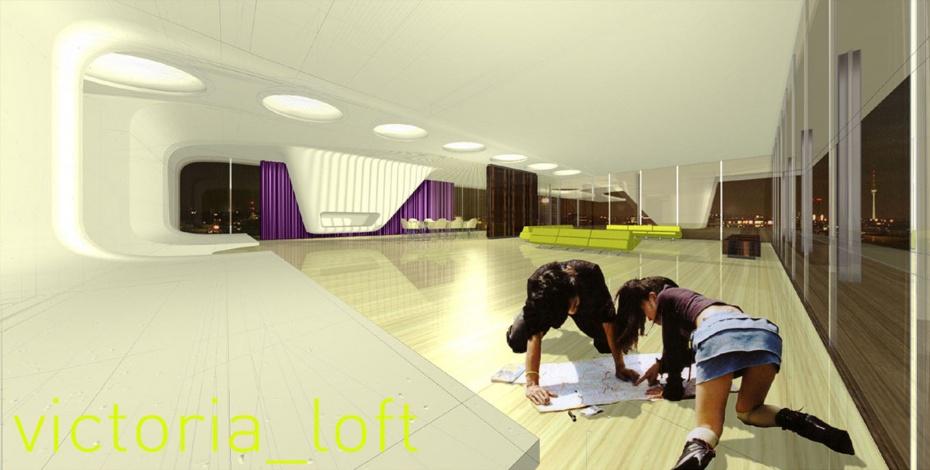 Loft Architektur philipp walter loft architektur licht interior